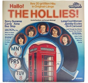 Hollies - Hallo! The Hollies!
