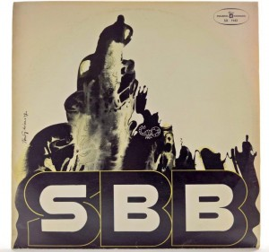 SBB - SBB Blue Label 1974