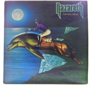 Nazareth - The Fool Circle 1980 UK