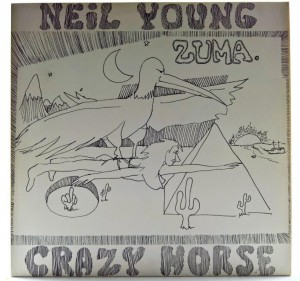 Neil Young & Crazy Horse - Zuma 1975 GER