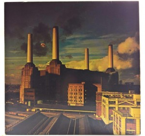 Pink Floyd - Animals 1977 GER