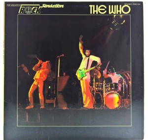 Who - The Greatest Rock Sensation
