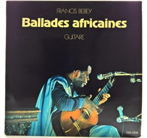 Francis Bebey - Ballades Africaines