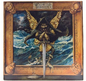 Jethro Tull - The Broadsword And The Beast 1982 GER