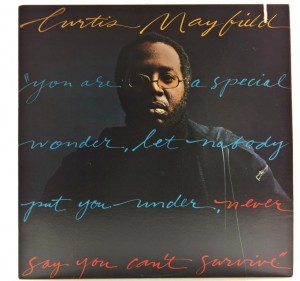 Curtis Mayfield - Never Say You Can't Survive 1977 US