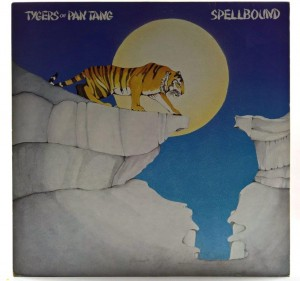 Tygers Of Pan Tang - Spellbound 1981 GER
