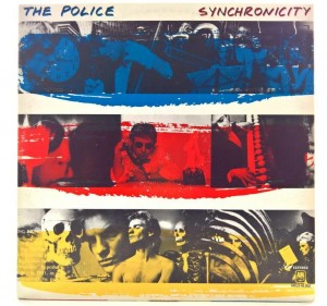 Police - Synchronicity 1983 MEXICO