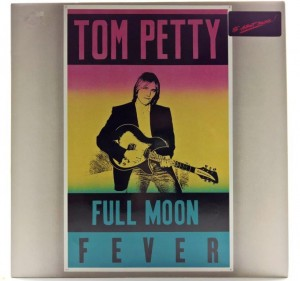Tom Petty - Full Moon Fever 1989 GER