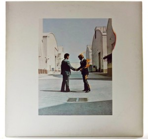 Pink Floyd - Wish You Were Here GER 1975 1 PRESS