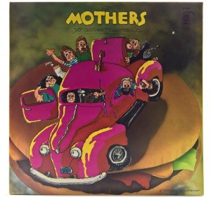 Mothers - Just Another Band From L.A. 1979 UK