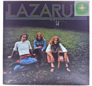Lazarus - Lazarus 1971 UK 1 PRESS