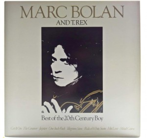 Marc Bolan And T. Rex - Best Of The 20th Century Boy 1985 UK