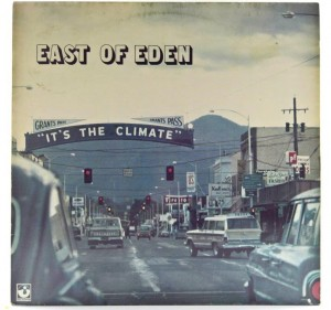 East Of Eden - It's The Climate 1978 GER