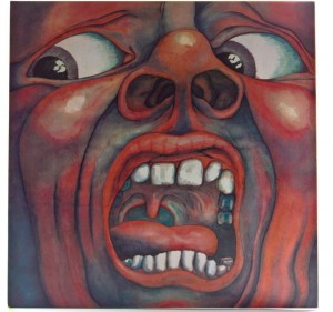 King Crimson - In The Court Of The Crimson King 2010 UK 200g