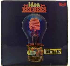 Bee Gees - Idea 1968 GER 1 PRESS