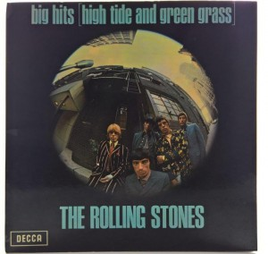 Rolling Stones - Big Hits (High Tide And Green Grass) Booklet 1966 UK