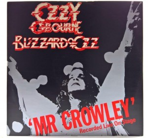 Ozzy Osbourne - Mr Crowley 1980 UK