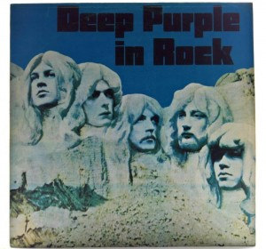 Deep Purple - In Rock 1990 PL