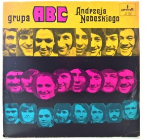 Grupa ABC - Andrzeja Nebeskiego 1970 Red Label