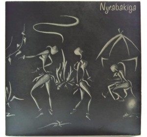 Nyrabakiga - Cor Corora 1981 1 PRESS