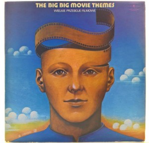 Geoff Love With Orchestra & Singers - The Big Big Movie Themes