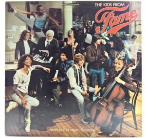 Kids From Fame - The Kids From Fame 1982 UK