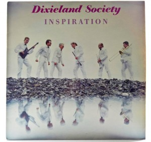 Dixieland Society - Inspiration 1988 SWEDEN