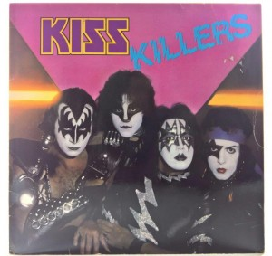 Kiss - Killers 1982 GER 1 PRESS