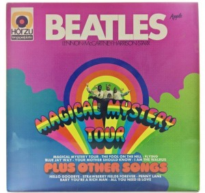 Beatles - Magical Mystery Tour Plus Other Songs 1973 GER