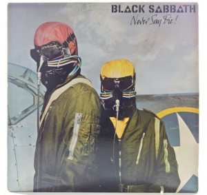 Black Sabbath - Never Say Die! 1980' US