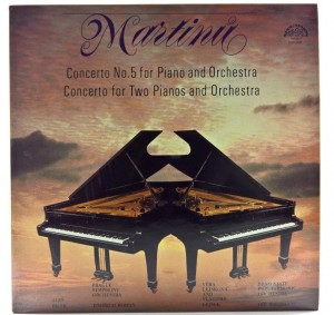 Bohuslav Martinu - Concerto No. 5 For Piano And Orchestra