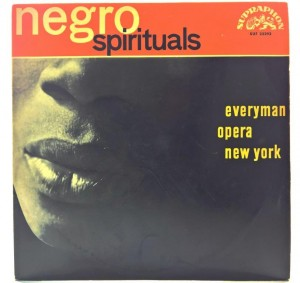 Members Of The Everyman Opera Company - Negro Spirituals