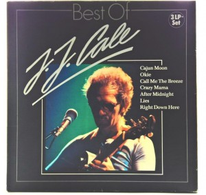 J.J. Cale - Best Of 3LP Box 1980 ITALY