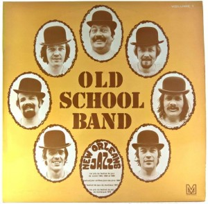 Old School Band - Old School Band (Volume 1)