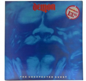 Demon - The Unexpected Guest 1982 FRANCE