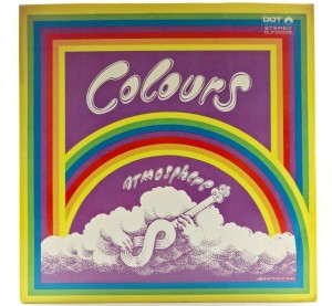Colours - Atmosphere 1969 US 1 PRESS