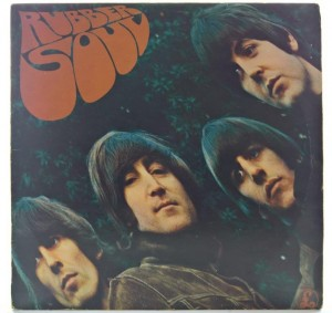 Beatles - Rubber Soul 1977 JUGO