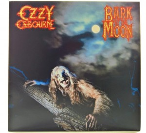 Ozzy Osbourne - Bark At The Moon 1986 UK