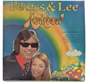Peters & Lee - Rainbow 1974 UK