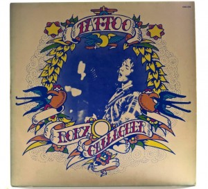 Rory Gallagher - Tattoo 1973 GER