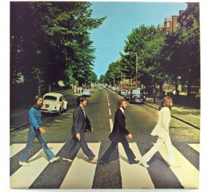 Beatles - Abbey Road 2012 UK 180g