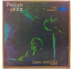 Adam Makowicz - Live Embers 1975 Red Label