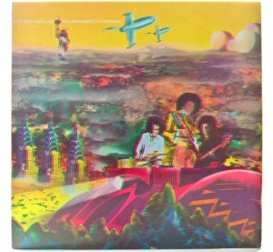 Jimi Hendrix Experience - Electric Ladyland (Part 1) 1968 UK 1 PRESS