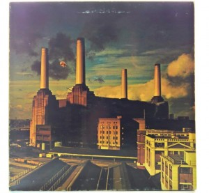 Pink Floyd - Animals 1977 ITALY 1 PRESS