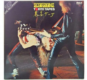 Scorpions - Tokyo Tapes 1983 GER