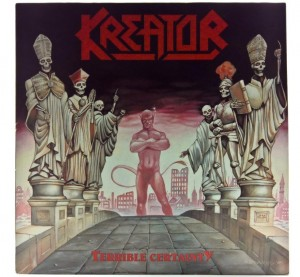 Kreator - Terrible Certainty 1987 1 PRESS