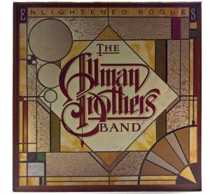 Allman Brothers Band - Enlightened Rogues 1979 GER