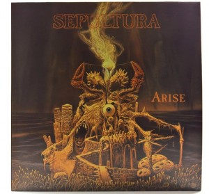 Sepultura - Arise 1991 1 PRESS