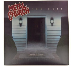 Metal Church - The Dark 1986 GER