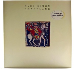 Paul Simon - Graceland 1986 GER (Embossed)